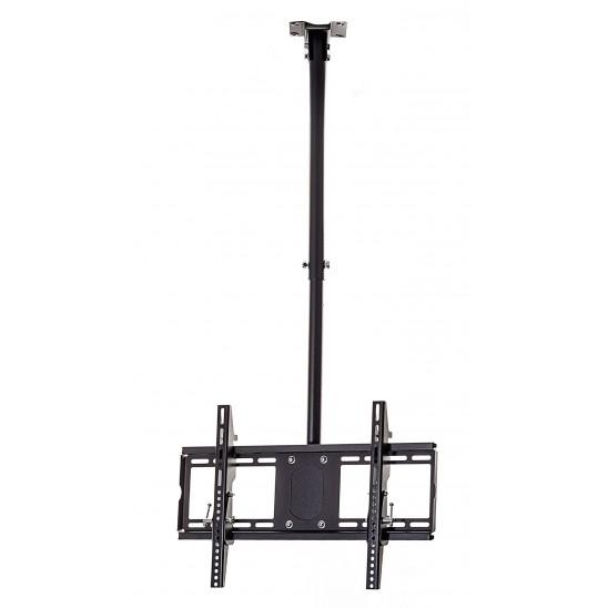Staffa porta tv da parete universale braccio a muro per - Porta tv da soffitto ...