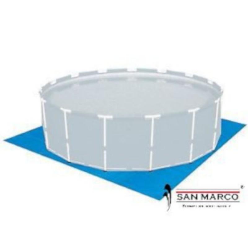 Piscina fuori terra bestway frame rotonda 427 cm san marco for Piscine fuori terra best way