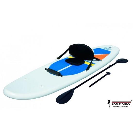 Sup e kayak gonfiabile waveedge bestway san marco for Interrare piscina intex