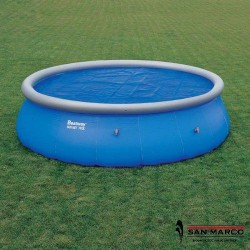 Copertura isotermica per piscine autoportanti da 366 cm