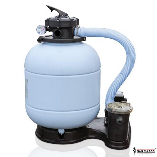 Come cambiare la sabbia del filtro della piscina foto for Depuradoras para piscinas desmontables carrefour