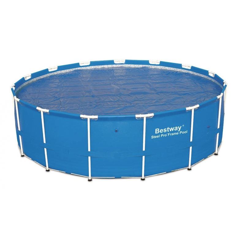 Telo isotermico bestway piscina rotonda 305 cm san marco - Piscina bestway rotonda ...