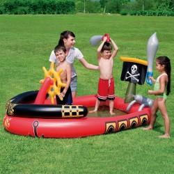 Piscina gonfiabile per bambini Bestway Galeone dei pirati