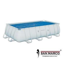 Telo isotermico Bestway per piscina Frame rettangolare 300x201 cm