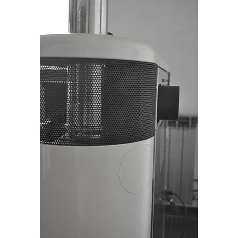 Stufa a pellet ad aria elisa ghost 10 5 kw san marco - Stufa a pellet aria canalizzata ...