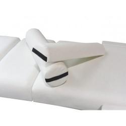 Cuscino poggiatesta per lettini da massaggio