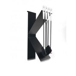 Porta ferri da camino Kappa e Kappa Lux
