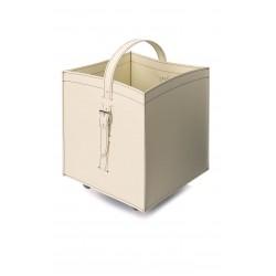 Sacchi di pellet made in italy e portalegna da interno for Porta pellet da interno