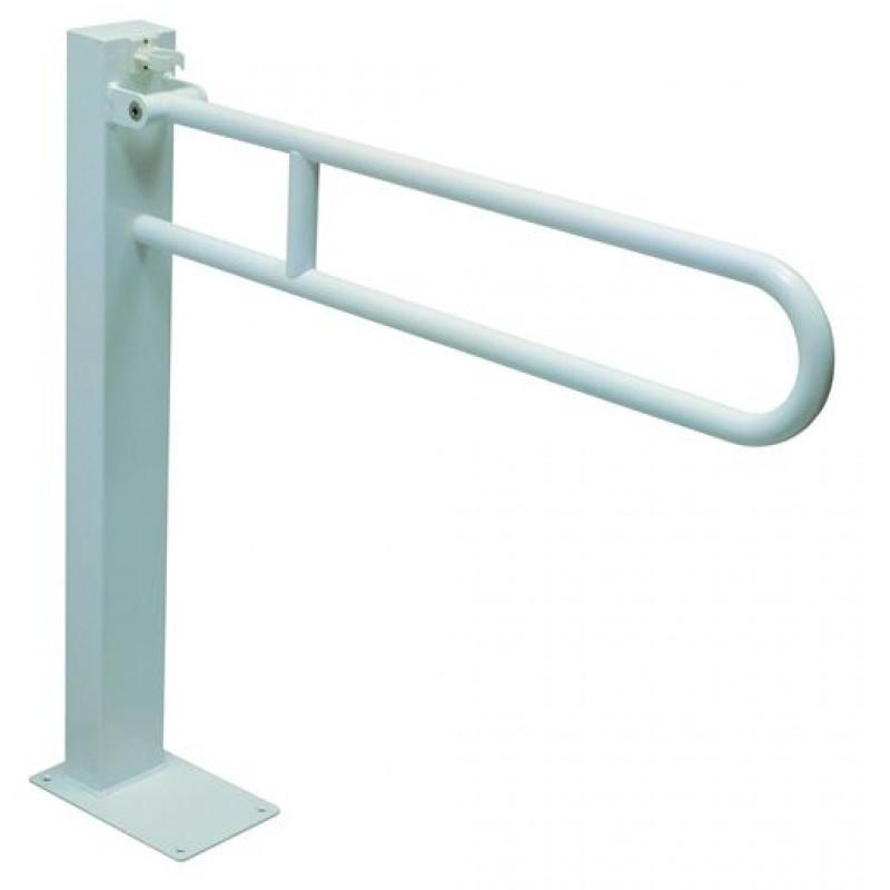Maniglione ribaltabile a colonna per disabili san marco - Maniglione disabili bagno ...