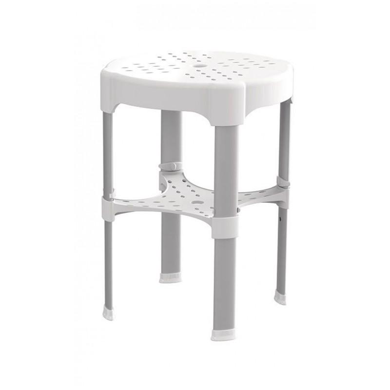 Sgabello doccia per disabili k design san marco for Sgabello bagno design