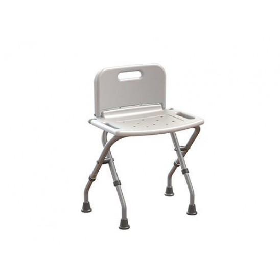 Sedile doccia ribaltabile per disabili san marco - Sedia da bagno per disabili ...