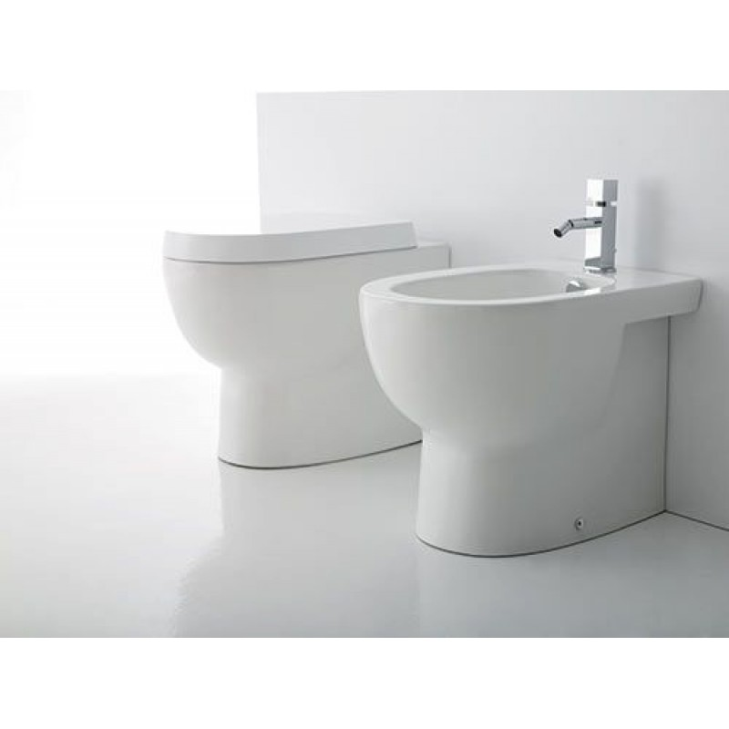 Sanitari bagno sanitari bagno a muro galleria foto - Sanitari small ...
