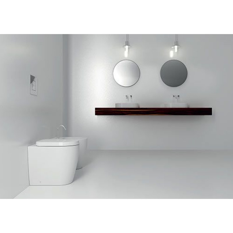 Sanitari filo parete falerii ceramica san marco for Sanitari da bagno
