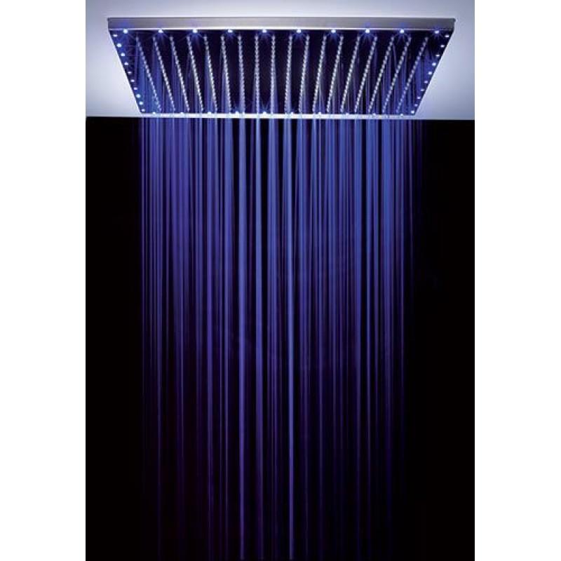 Soffione a soffitto a led san marco - Soffione doccia a soffitto ...