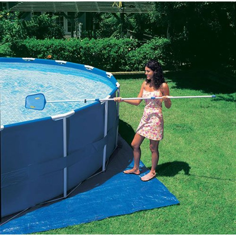 Kit manutenzione intex per pulizia piscine san marco for Kit piscina fuori terra