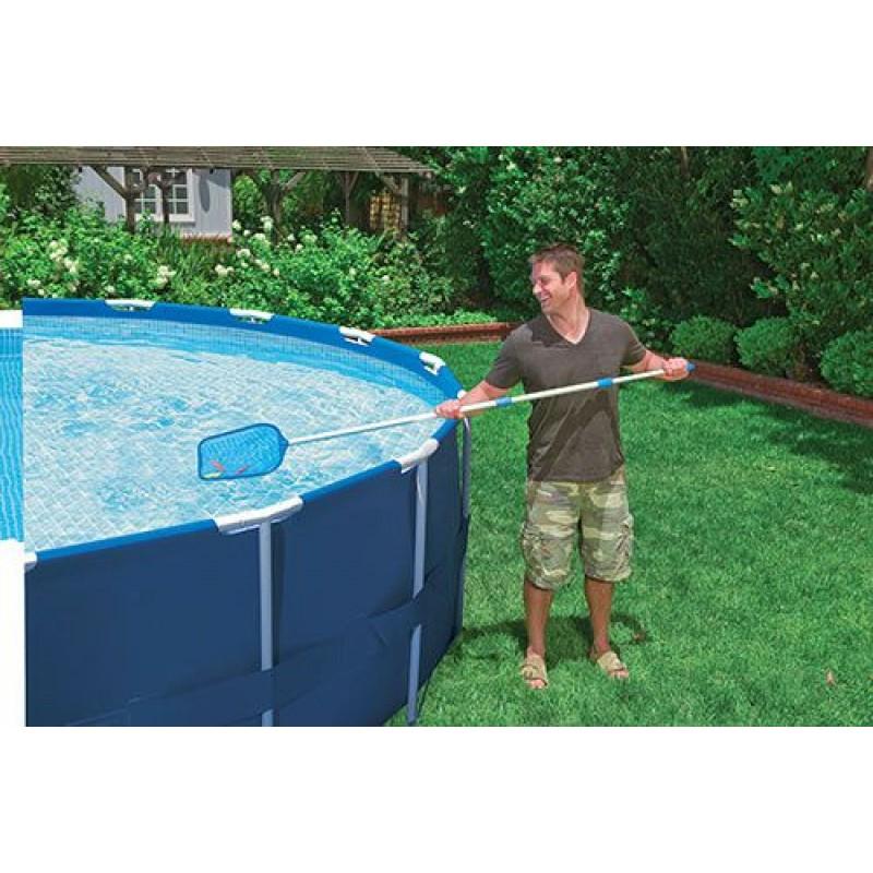 Kit manutenzione intex per pulizia piscine san marco for Accessori piscine intex