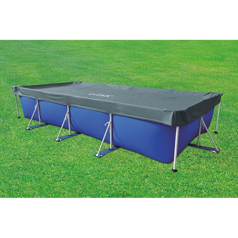 Telo di copertura intex per piscine 460x226cm san marco - Telo copertura piscina ...