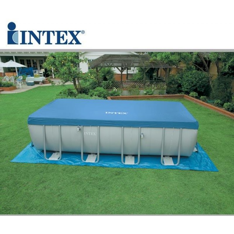 Piscina fuori terra intex ultra frame 549x274x132 cm san for Intex piscine