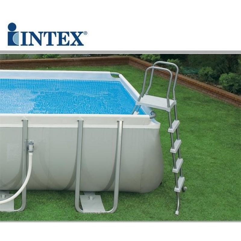 Piscina fuori terra intex ultra frame 549x274x132 cm san - Pompe per piscine fuori terra intex ...