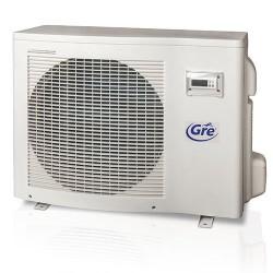 Pompa di calore Gre per piscine fino a 12mila lt. d'acqua