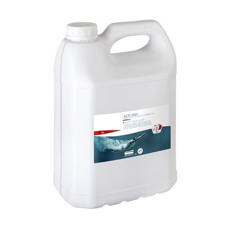 Ossigeno attivo per piscine gre 5 l san marco - Ossigeno attivo per piscine ...