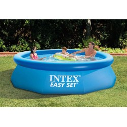 Piscina fuori terra Intex Easy set rotonda 305x76 cm