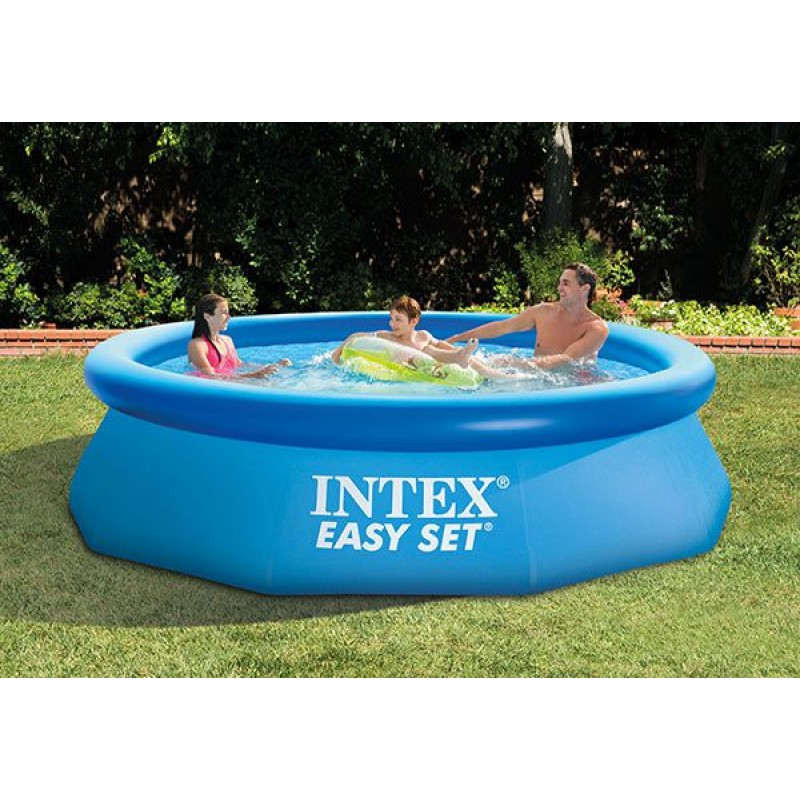 Piscina intex easy set 305x76 cm mod 28122 san marco - Intex piscine fuori terra ...
