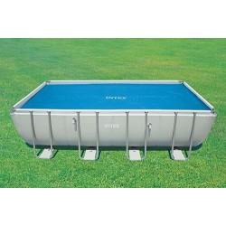 Telo di copertura estivo per piscine Intex Frame rettangolari