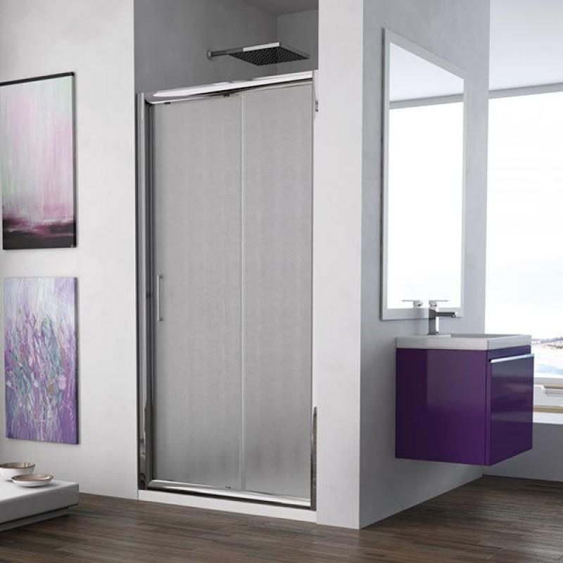 Porta cabina doccia con anta fissa e scorrevole  San Marco