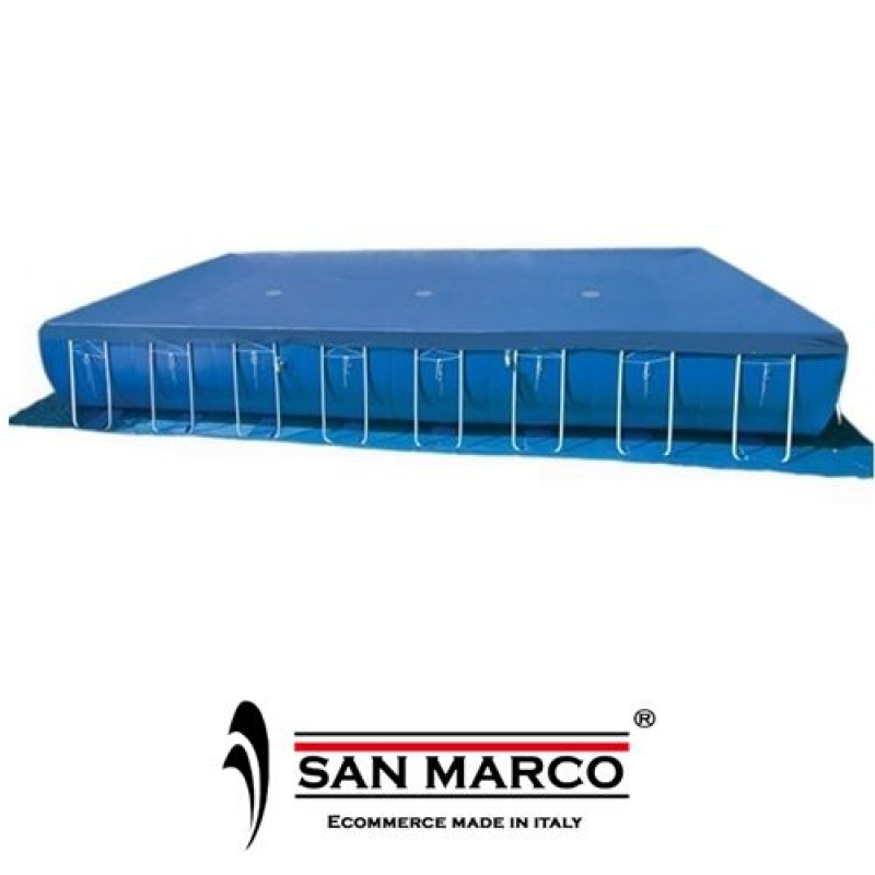 Telo di copertura per piscine ultraframe 975 488 san marco for Teli copripiscina fuori terra