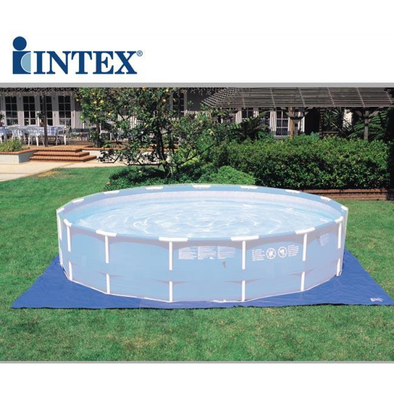 Piscina fuori terra intex sequoia spirit 569 cm san marco for Piscine hors sol sequoia spirit intex