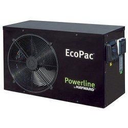 Pompa di calore per piscina Powerline Hayward 55 m3