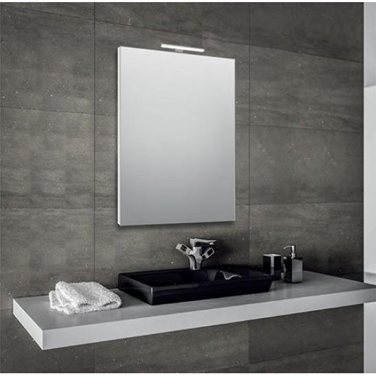 Specchio Bagno Cipi Aiace Blanca 70x90 Cm San Marco