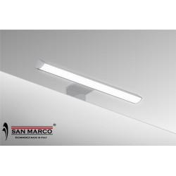 Faretto per specchio con lampada a LED da 20 cm