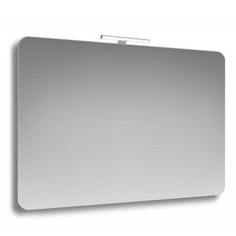 Specchio bagno 90x60 cm con lampada led san marco - Lampada led specchio bagno ...