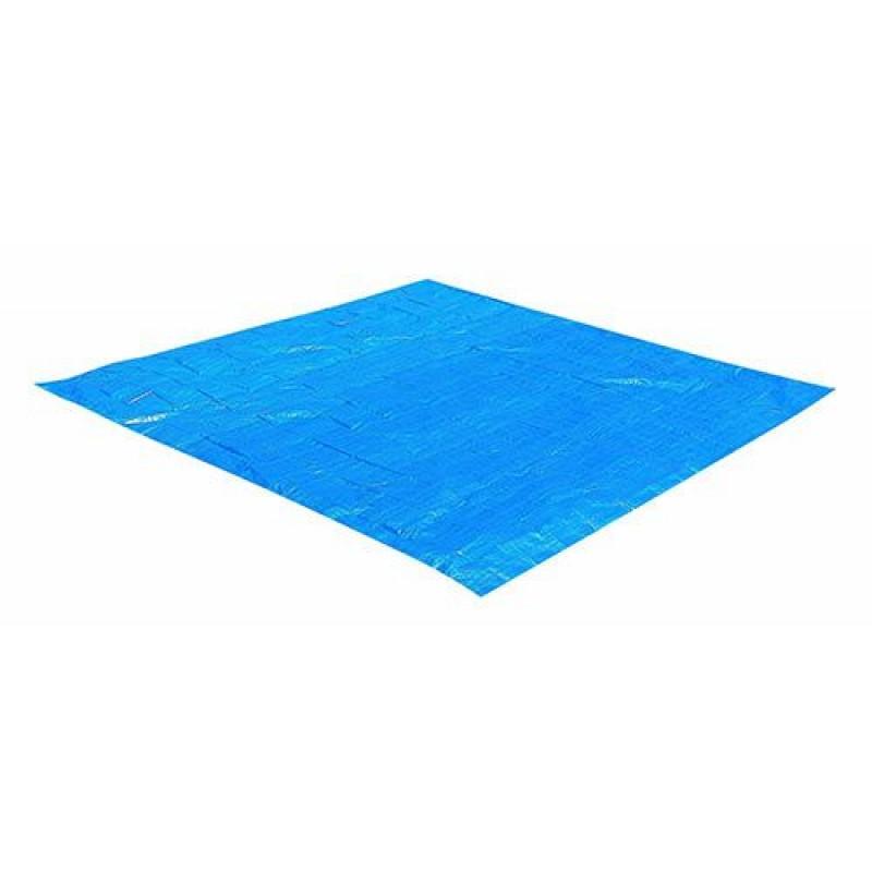 Tappeto sotto piscina fuori terra fino a 488 cm san marco - Polistirolo sotto la piscina fuori terra ...
