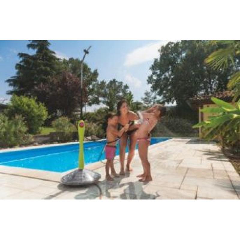 Doccia solare da giardino sunny style premium san marco for Doccia solare sunny style