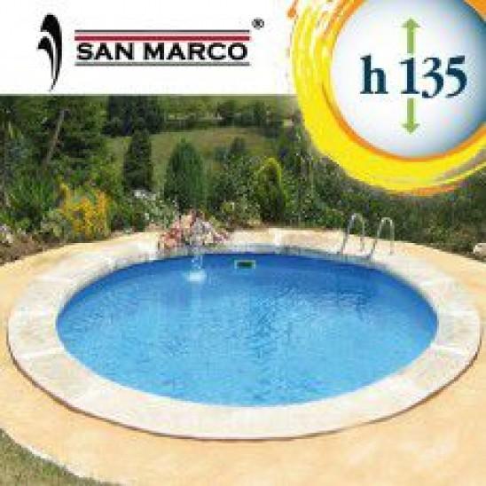 Concentrato liquido anti alghe gre per piscina 5l san marco - Piscina san marco ...