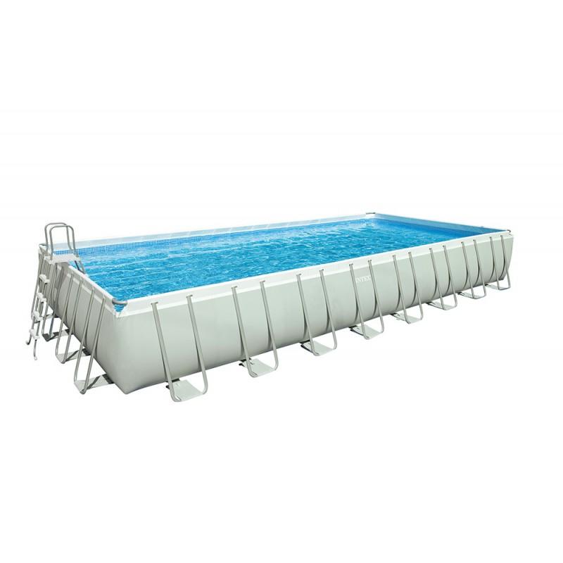 piscina intex ultra frame 975x488x132 cm 28372 san marco. Black Bedroom Furniture Sets. Home Design Ideas