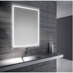 Immagini Specchi Da Bagno.Specchi Bagno Retroilluminati Con Contenitore E A Led San Marco