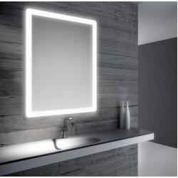 Specchi bagno retroilluminati con contenitore e a led - Specchio bagno led prezzo ...