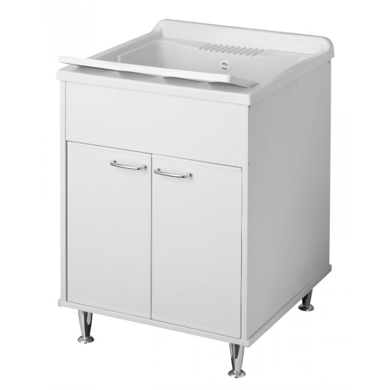 Mobile lavatoio lavanderia per interno o esterno san marco - Mobile con lavatoio per esterno ...