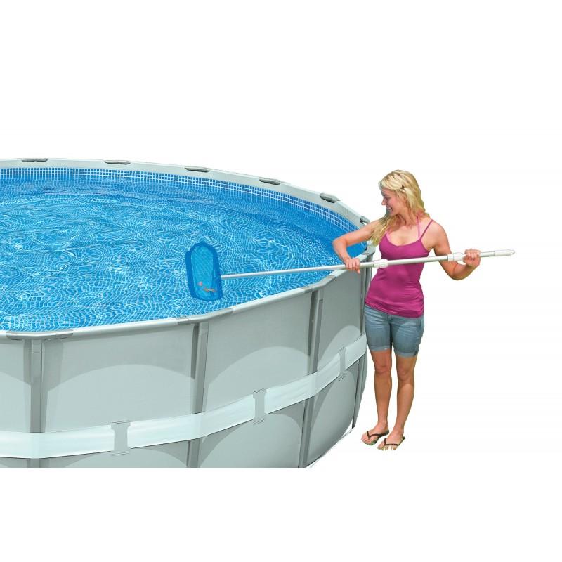 Kit pulizia deluxe intex universale san marco for Accessori piscine intex