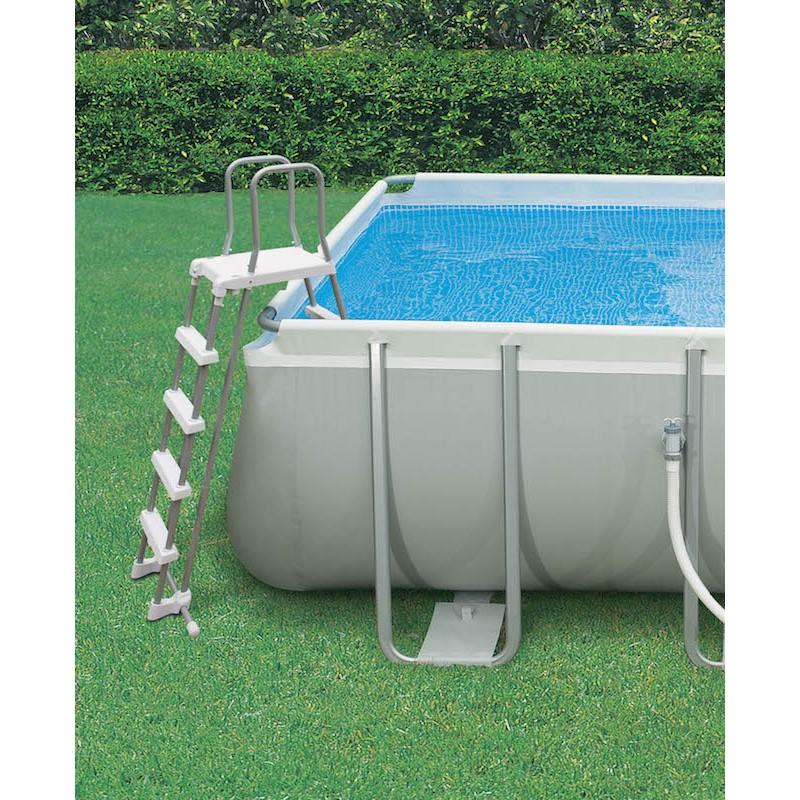 piscina intex ultra frame combo 732x366x132 cm san marco. Black Bedroom Furniture Sets. Home Design Ideas