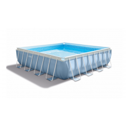 Piscina Fuori Terra Intex Square Pools 488 x 488