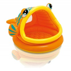 Piscina baby pesce Intex