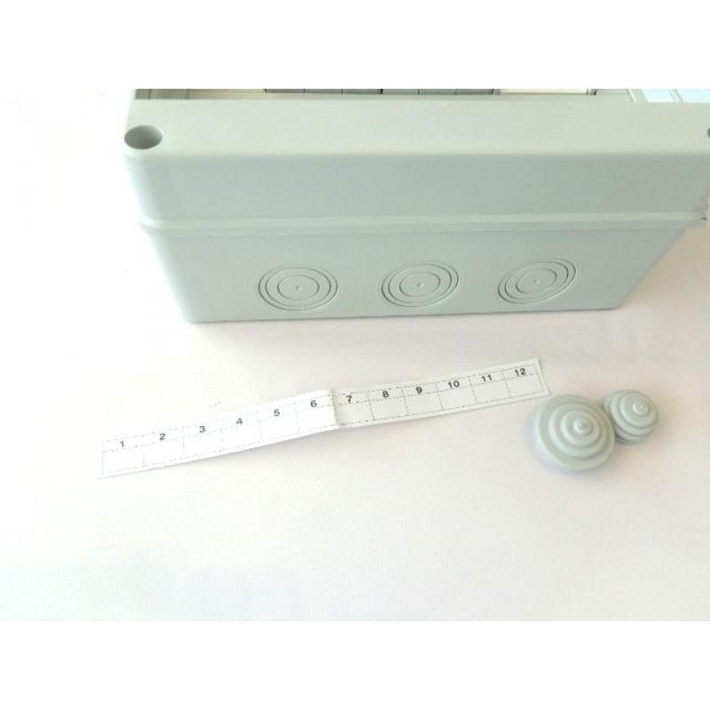 Schema Elettrico Per Gommone : Quadro elettrico preassemblato per piscine interrate fino a cv