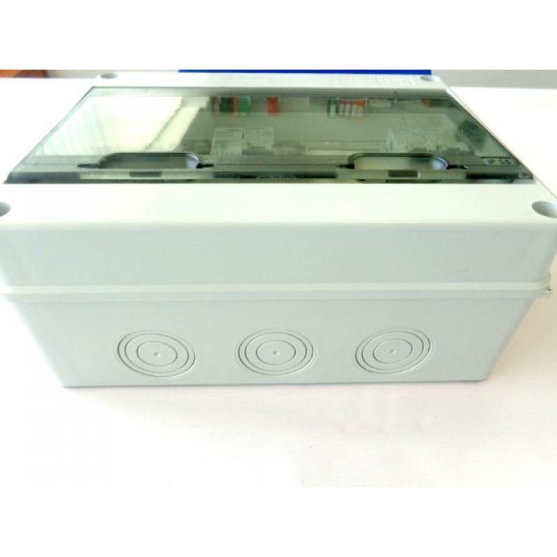 Quadro elettrico preassemblato per piscine interrate per - Piscine san marco ...