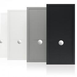 Piatto Doccia 80x90 In Ceramica.Piatti Doccia Moderni Rettangolari Asimmetrici E Quadrati