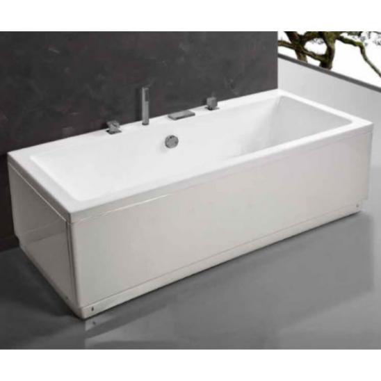 Vasca da bagno moderna squadrata di design | San Marco